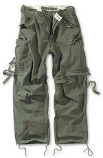 Хлопковые брюки Surplus Vintage Fatigues(Германия) .